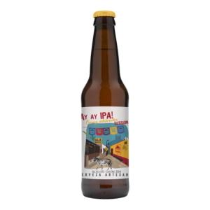 Cerveza artesanal mexicana Baja Brewing Ay Ay IPA!