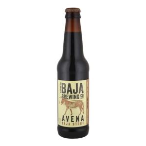 Cerveza artesanal mexicana Baja Brewing Baja Stout