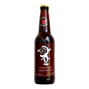 Cerveza artesanal mexicana Chaneque Imperial Red Ale