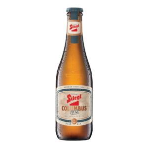 Cerveza importada de Austria Stiegl Columbus 1492