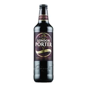 Cerveza importada de Inglaterra Fuller's London Porter