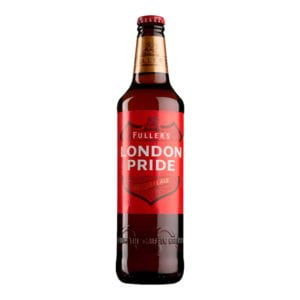 Cerveza importada de Inglaterra Fuller's London Pride