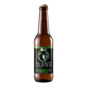 Cerveza artesanal mexicana Malapinta Caprichosa