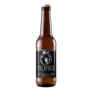 Cerveza artesanal mexicana Malapinta Insolente
