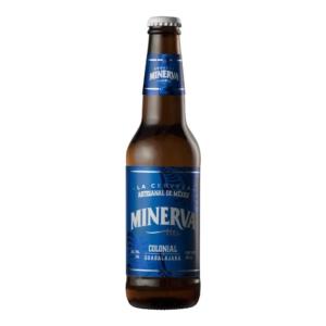 Cerveza artesanal mexicana Minerva Colonial