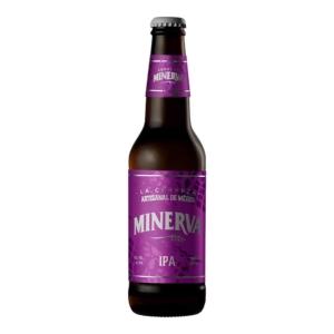 Cerveza artesanal mexicana Minerva IPA