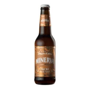 Cerveza artesanal mexicana Minerva Pale Ale