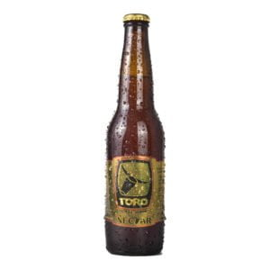 Cerveza artesanal mexicana Toro Néctar