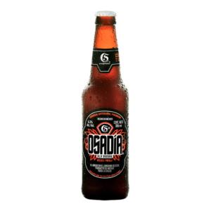 Cerveza 5 de Mayo Cerveza Osadía
