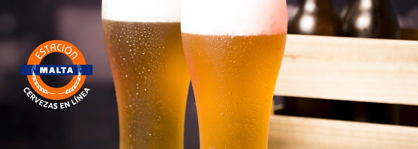 Estación Malta cervezas en línea