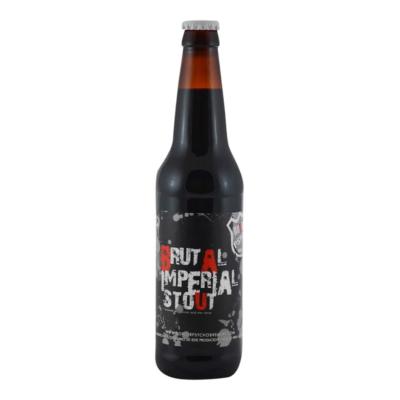 Cerveza Border Psycho Brutal Imperial Stout