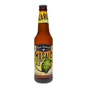 Cerveza Karls Strauss Mosaic
