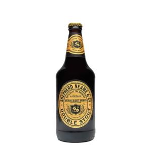 Cerveza Shepherd Double Stout