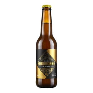 Cerveza El Secreto 1881 Barbacana