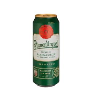 Cerveza Pilsner Urquell Lata 500 ml