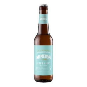 Cerveza Minerva Light