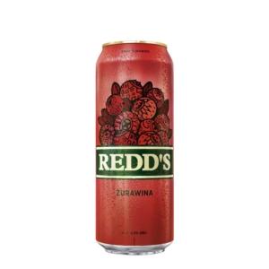 Cerveza Redd's Arándano Lata