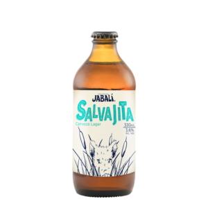 Cerveza Jabalí Salvajita