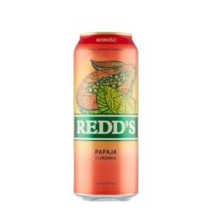 Cerveza Redd's Papaya Lata