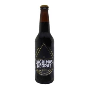 Cerveza ramuri lagrimas negras