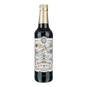 Cerveza samuel smiths imperial stout