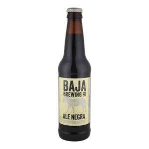 Cerveza Baja Brewing Escorpión Negro