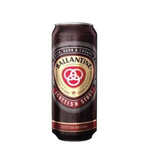 Cerveza Ballantine Scottish Stout Lata