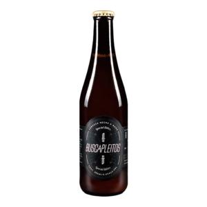 Cerveza Buscapleitos Bitter