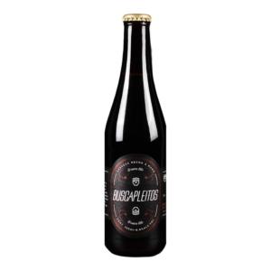 Cerveza Buscapleitos Brown