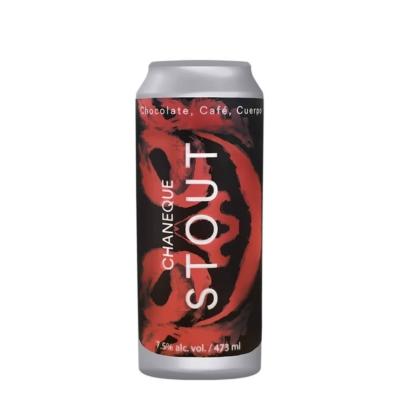 Cerveza Chaneque Stout Lata