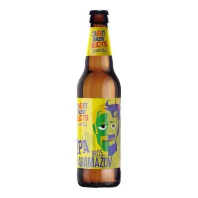 Cerveza Craft Brew Riots Karamazov