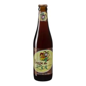 Cerveza de Halve Mann Brugse Zot Dubbel