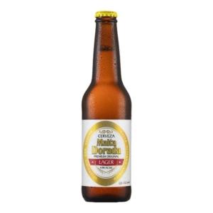 Cerveza El Secreto Malta Dorada
