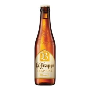 Cerveza La Trappe Blond