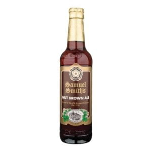 Cerveza Samuel Smiths Nut Brown