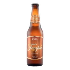 Cerveza Tempus Dorada