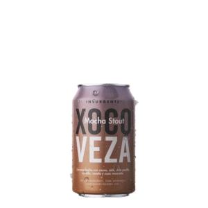 Cerveza Insurgente Xocoveza