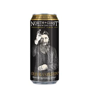Cerveza North Coast Old Rasputín