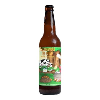 Cerveza La Brü Salamandra de Fuego