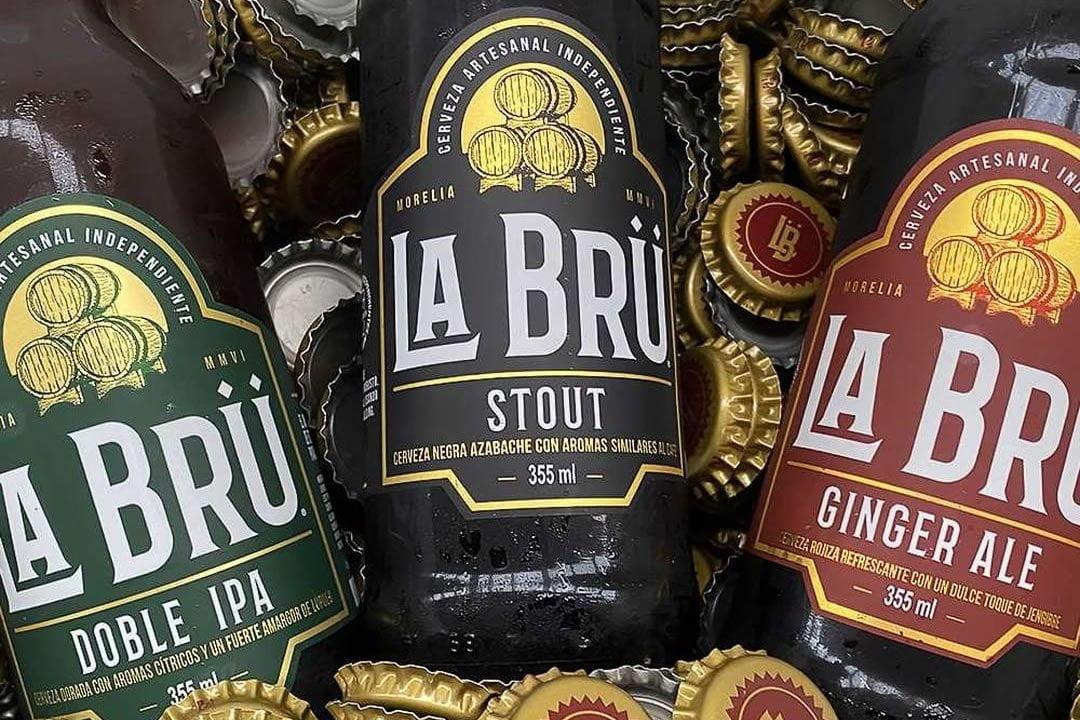 Cervezas La Brü