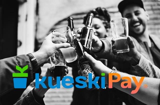 Cervezas a crédito con Kueski